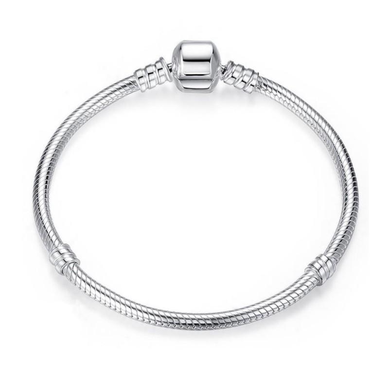 Basic Bracelet Sterling Silver