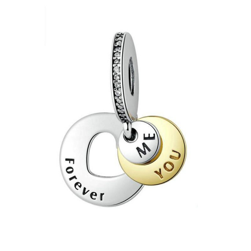 Forever Charm Sterling Silver