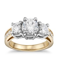 Cushion Cut Gemstone Gold 925 Sterling Silver Engagement Ring