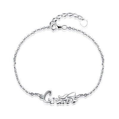 Grace Pendant S925 Silver Bracelets