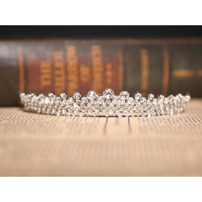 Beautiful Czech Rhinestones Wedding Headpieces