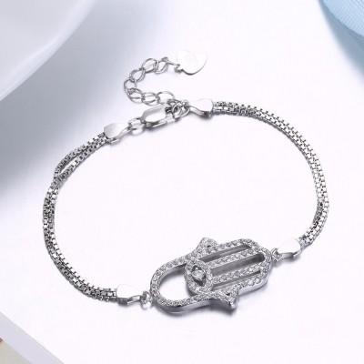 Unique Design Pendant S925 Silver Bracelets