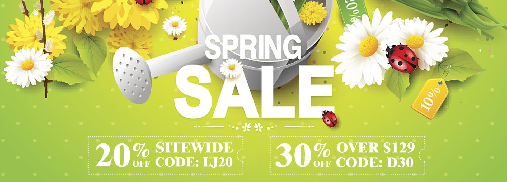 Lajerrio Spring Sale