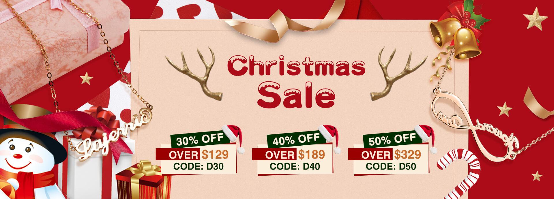 Lajerrio Christmas Sale